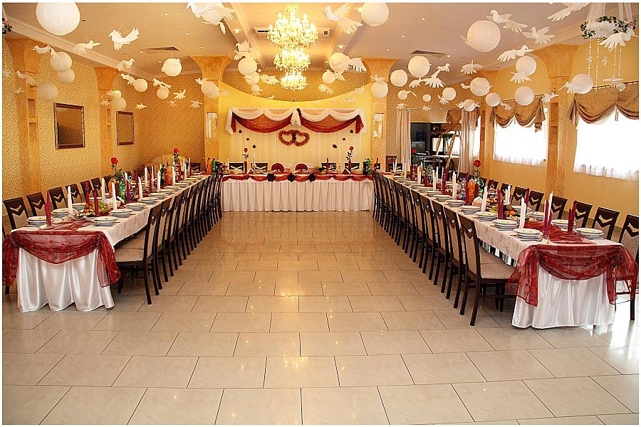 Sala Weselna Łuków Miś ~ sala weselna na 220 osób